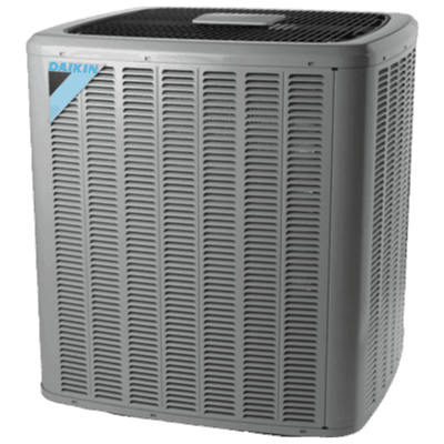 Daikin DX14SA whole house air conditioner.