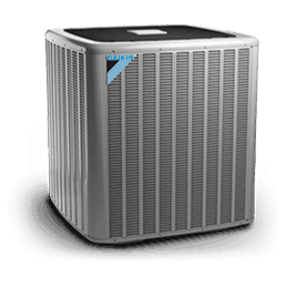 Daikin DX16SA whole house air conditioner.