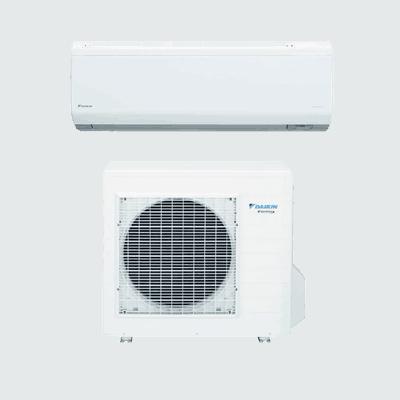 Daikin Quaternity single-zone heat pump.