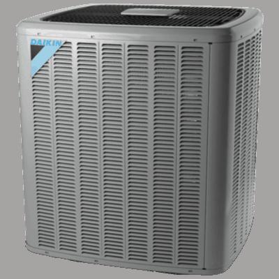 Daikin DZ20VC whole house heat pump.