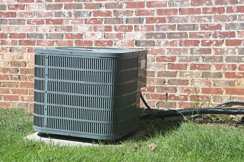 Home Air Conditioner unit