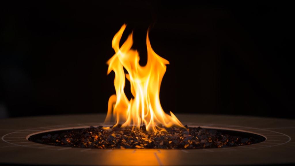 Ourdoor Firepit service.
